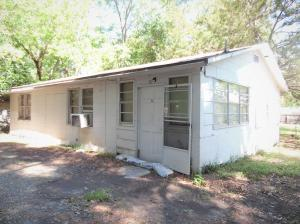 50x140' lot that goes all the way through to W. Chaffin Ave...