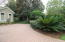Expanded paved drive way