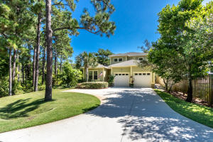 4 Br, 4 Ba home on the quiet west end of 30A