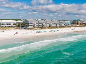 Gorgeous Gulf View of Beachside Villas