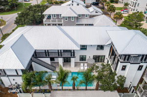 Come Home to this 7/6, 5100sqft, steps from the beaches of 30A on the West Side!