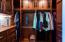 Master Closet (His)