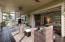 Outdoor Living Area - 3rd Floor
