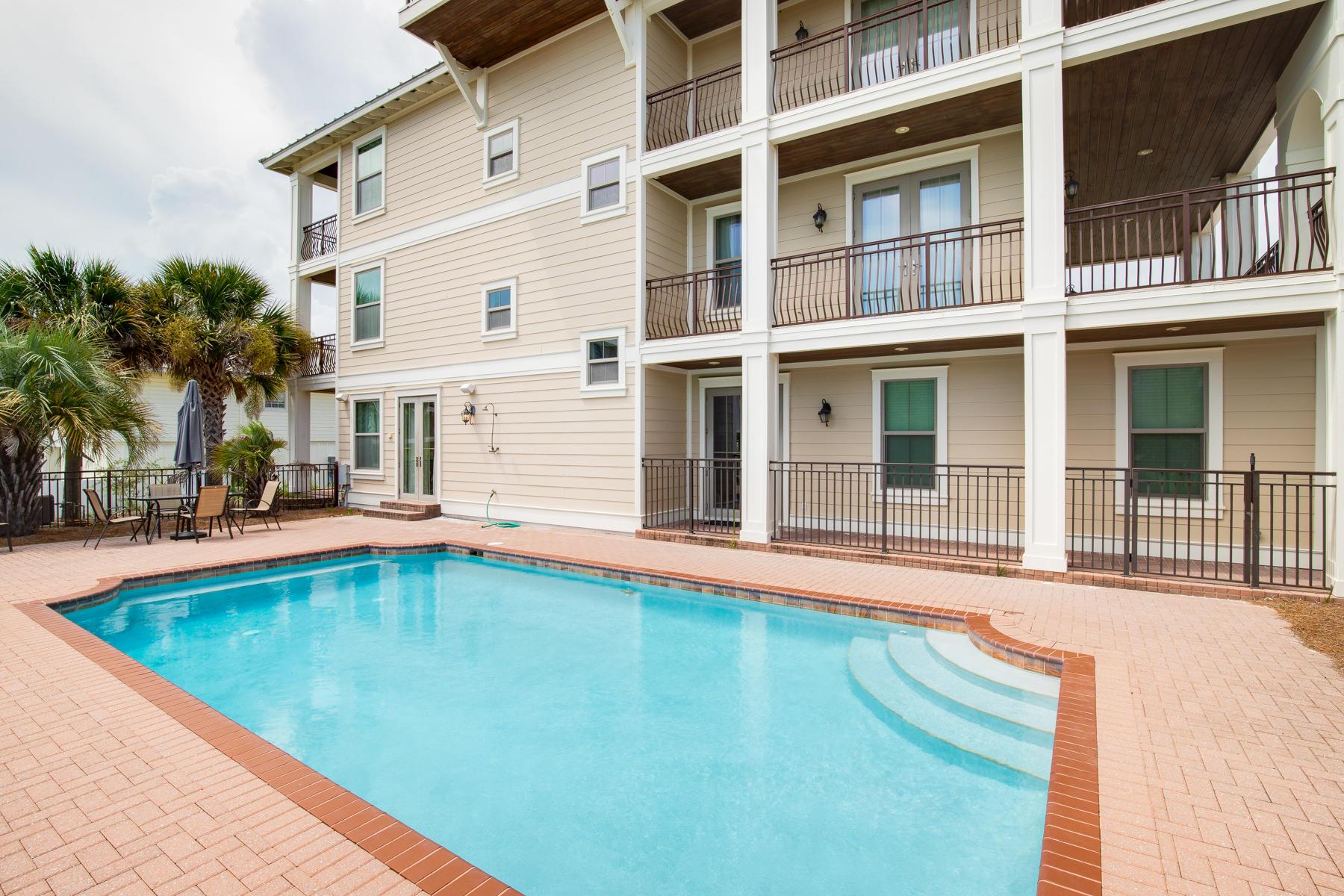 58 Sandy, Santa Rosa Beach, 7 Bedrooms Bedrooms, ,7 BathroomsBathrooms,Detached single family,For Sale,Sandy,856830