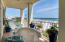 Your large outdoor private balcony