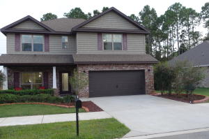 45 Maddox Street is a 5 Bedroom, 3 + 1/2 Bath home with 2 Car Garage, Front Porch, Covered Back Patio & Large Backyard
