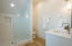 Private Bath for Guest Bedroom 1