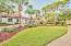 Large lot with plenty of driveway and parking space
