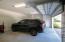 Oversized two car garage