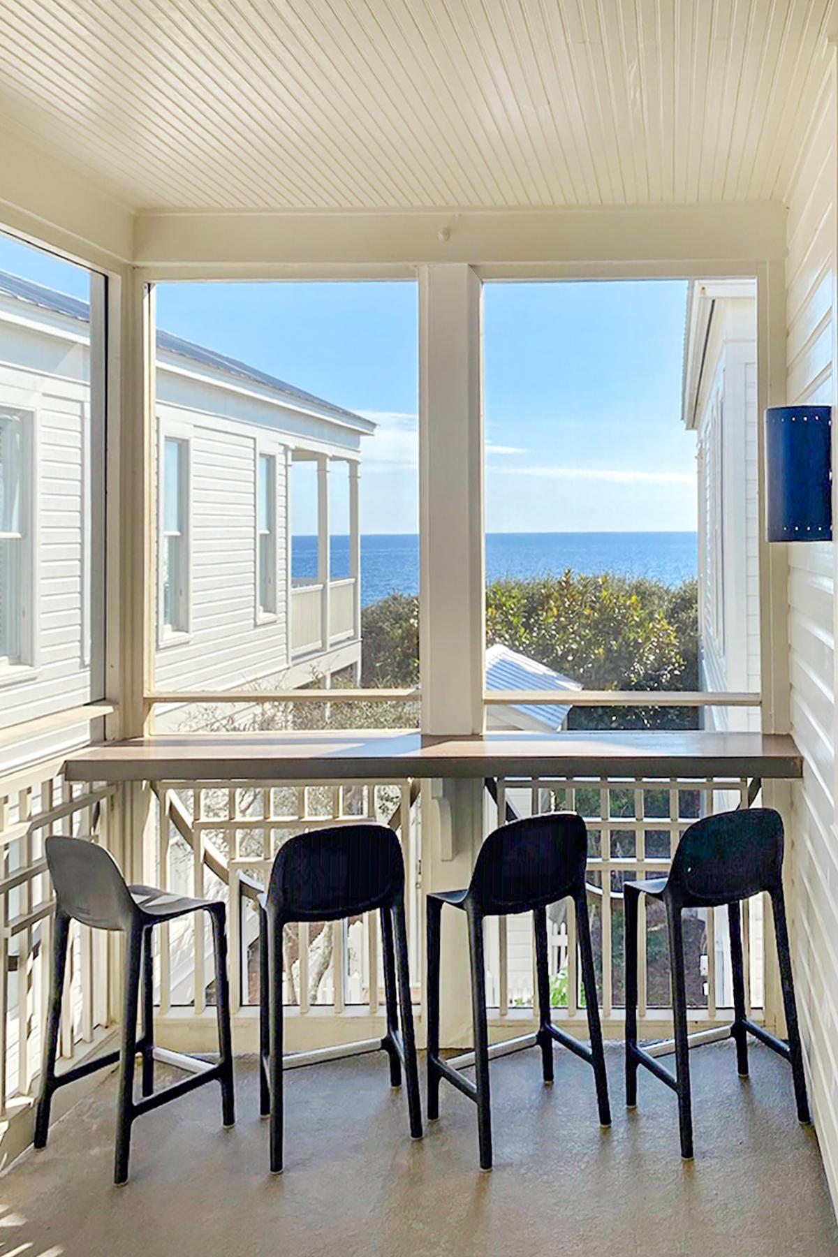 2nd floor porch views
