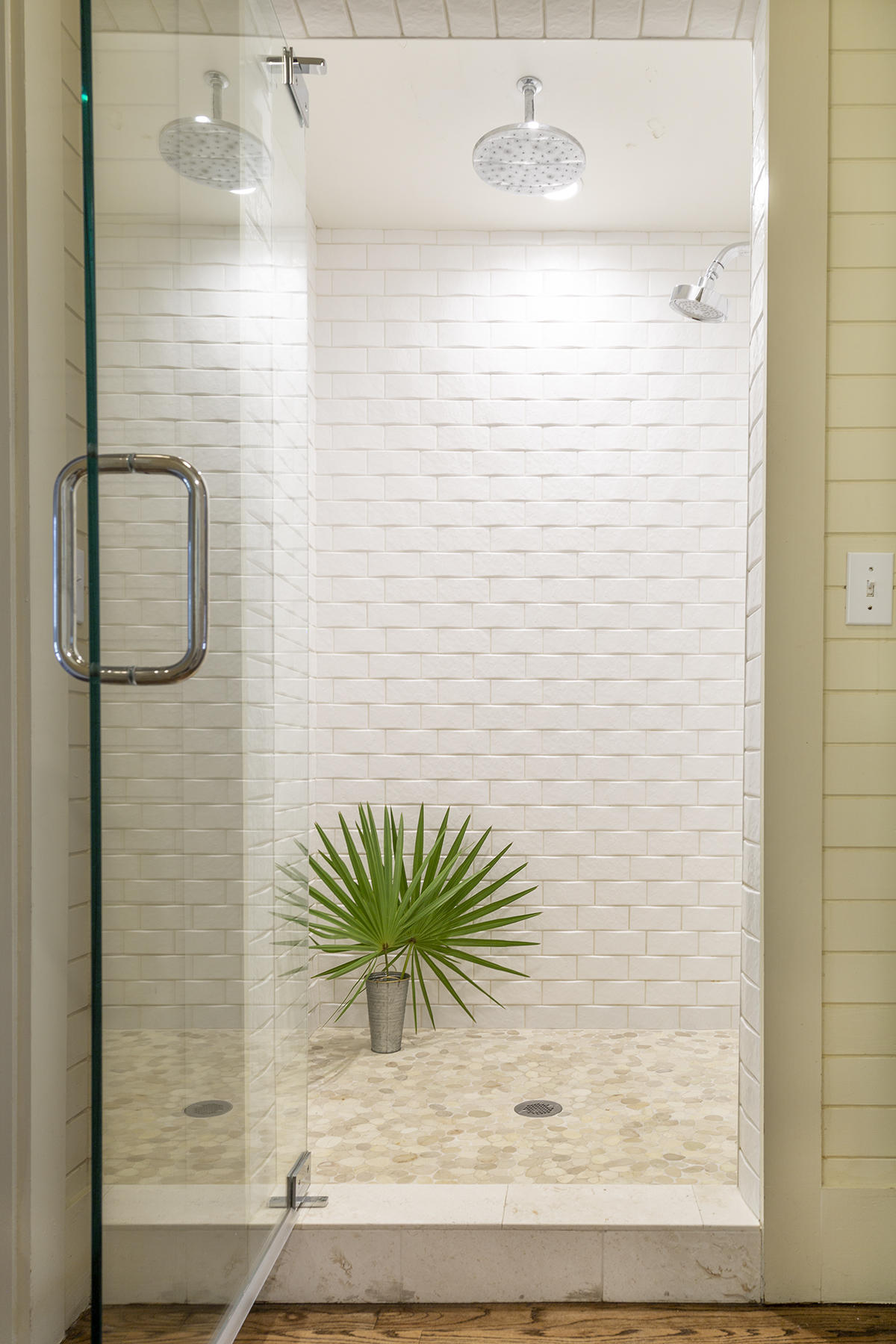 downstairs shower MLS