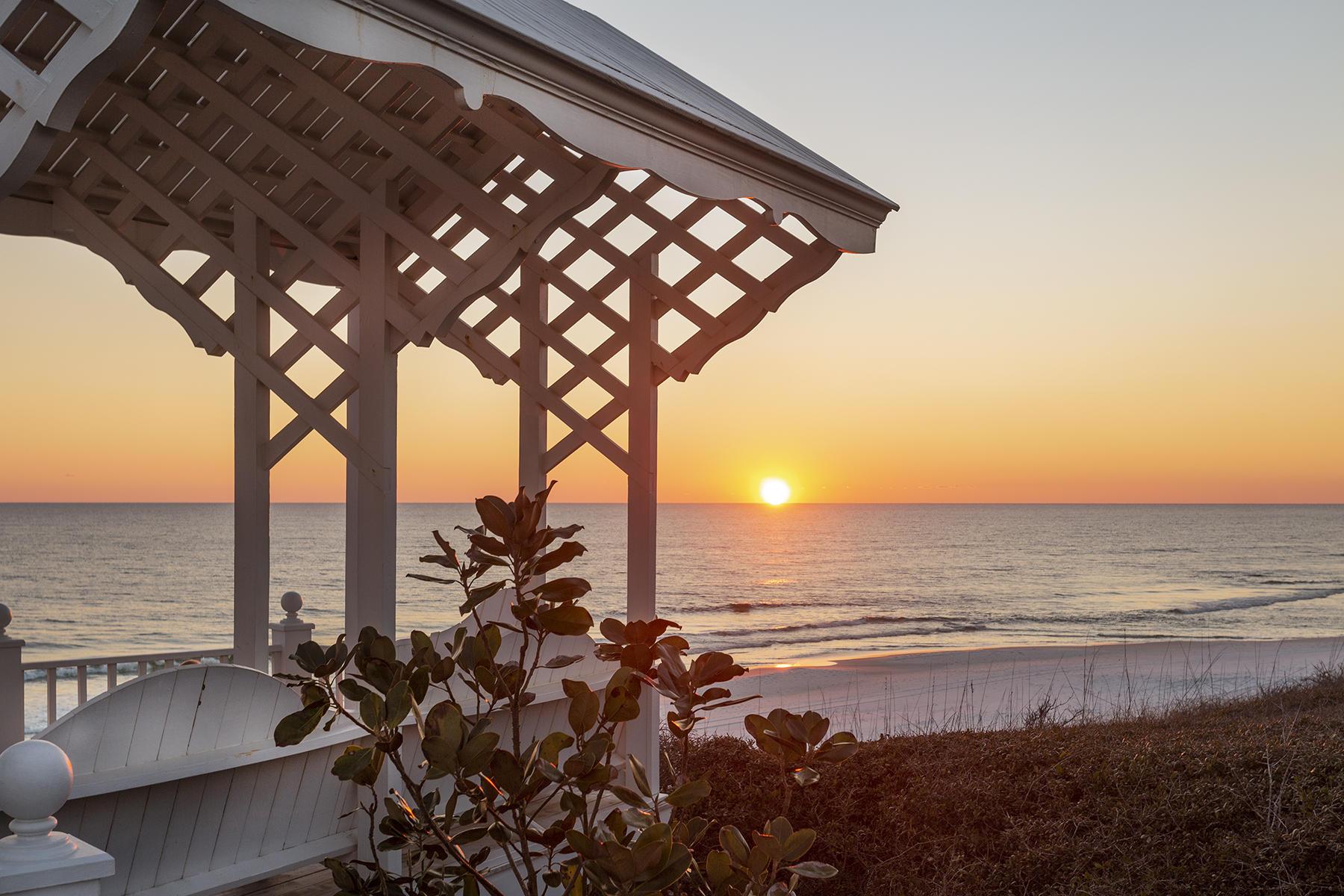 E Ruskin Pavilion - Seaside FL