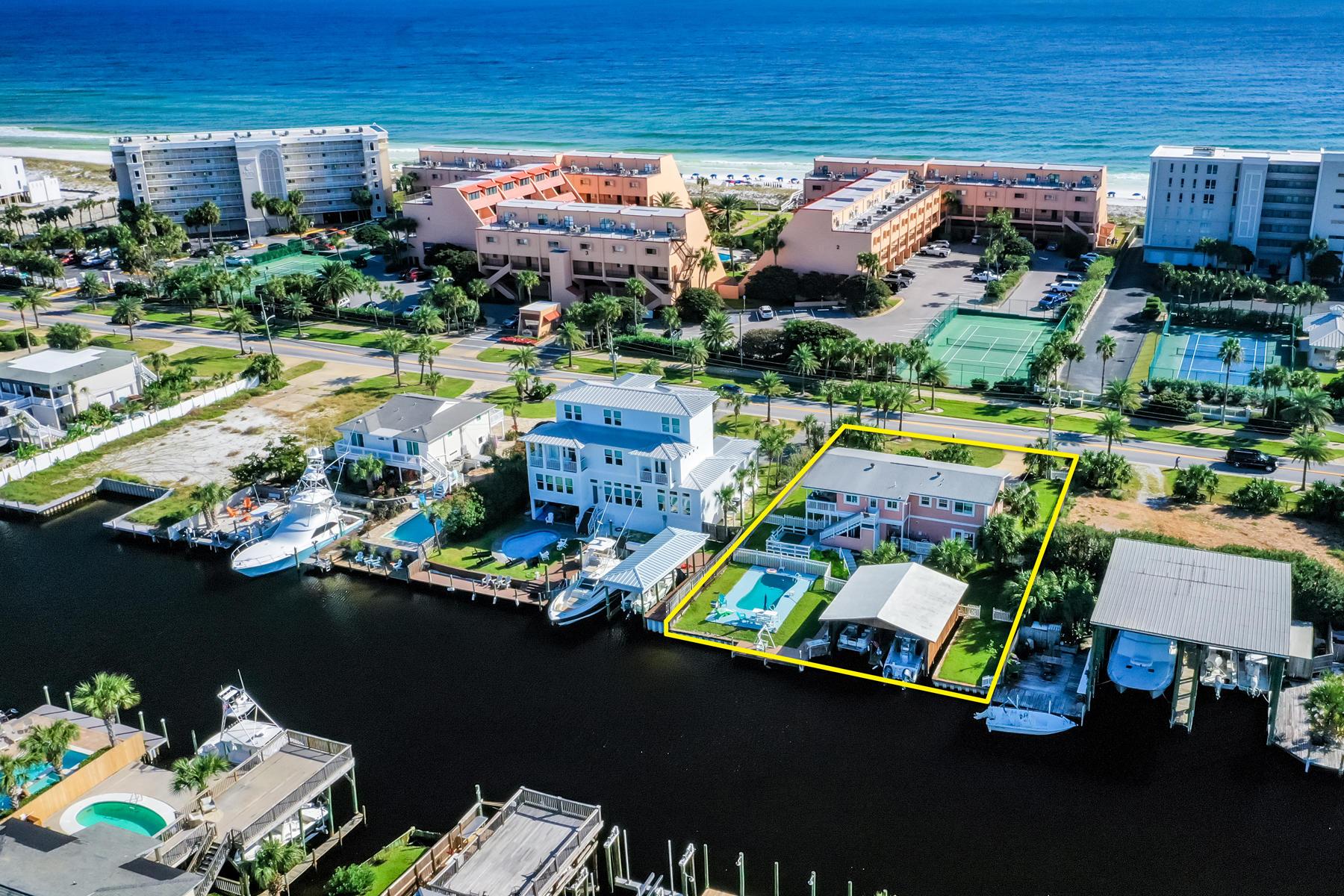 529 Gulf Shore Dr, Destin, FL, 32541