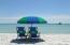 Enjoy beautiful deeded beach access.