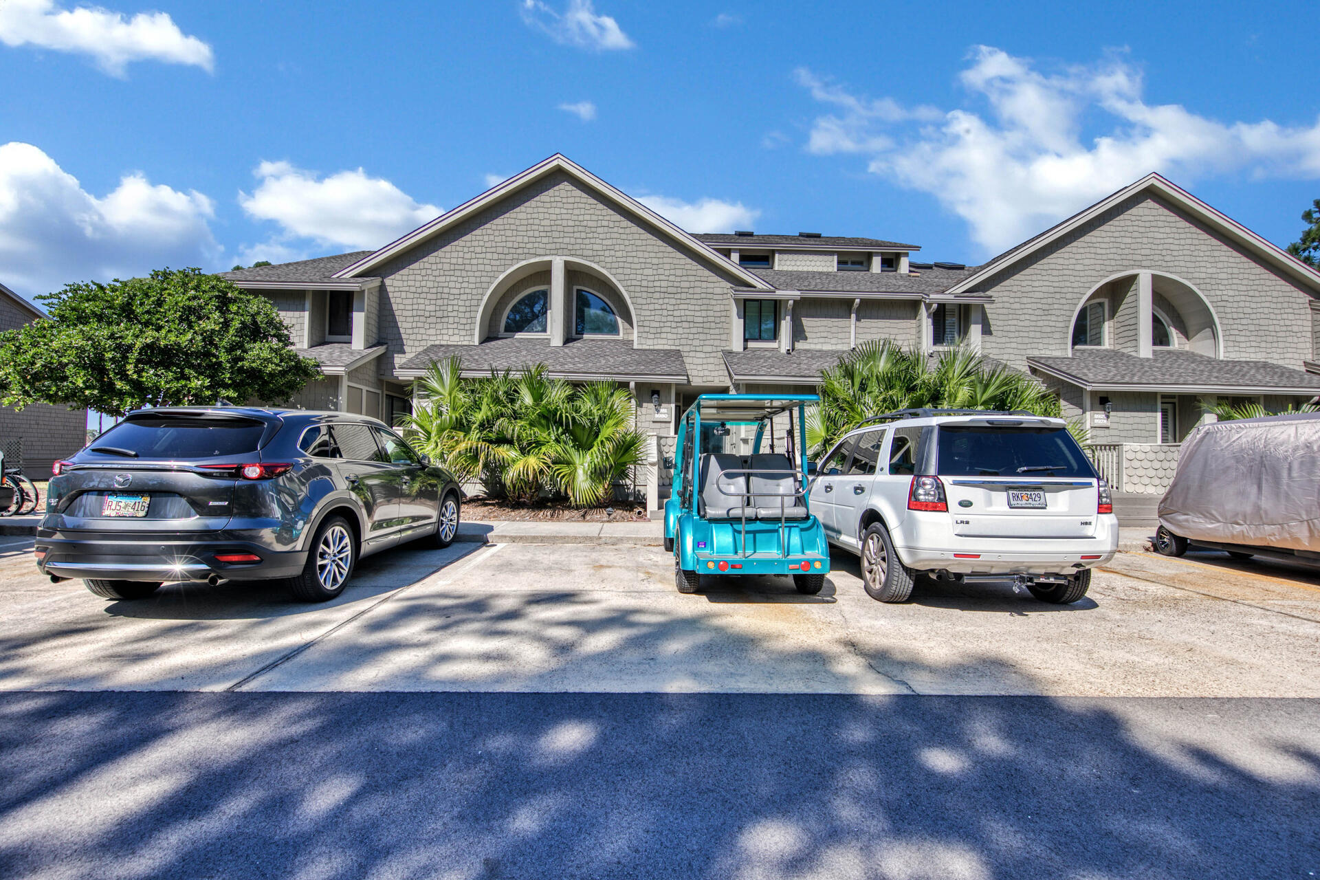 Beautifully renovated fully furnished townhome in SanDestin Resort with Golf Cart included.  Enjoy unobstructed views of Choctawhatchee Bay. Located right next to the newly constructed Osprey Point you're within walking distance to the Resort Pool, the Marina and Baytowne Wharf and a quick Golf Cart ride to the beach, Tennis Center, world class golf, shopping and dinning. Inside the home, enjoy large Cathedral Ceilings, Tile plank flooring, renovated bathrooms and kitchen with stainless steel appliances and outside storage closest for all your beach gear.   All this plus, a practically new 6 seater golf cart to add to the experience.  Add that it's the perfect seat for the weekly Baytowne Fireworks show and you know this is the place to live!!  COME SEE!