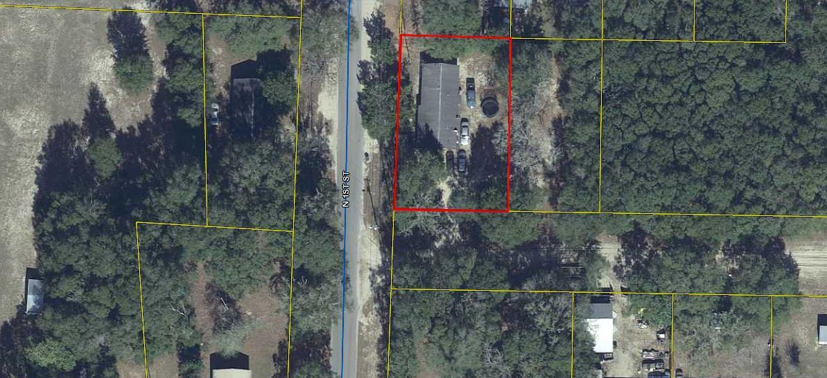 406 1st St, Defuniak Springs, FL, 32433