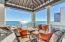 Enjoy gorgeous sunsets and gulf views from the well appointed 2nd floor deck.