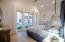 GUEST HOUSE FEATURES VAULTED CEILINGS WITH SHIPLAP