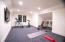 FLEX SPACE OVER GARAGE PERFECT FOR GYM, CRAFT ROOM, OFFICE OR STORAGE