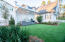 SYNTHETIC TURF KEEPS THE YARD ALWAYS GREEN AND CLEAN