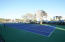 Tennis and pickle ball court