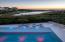 Pool with Night Lighting