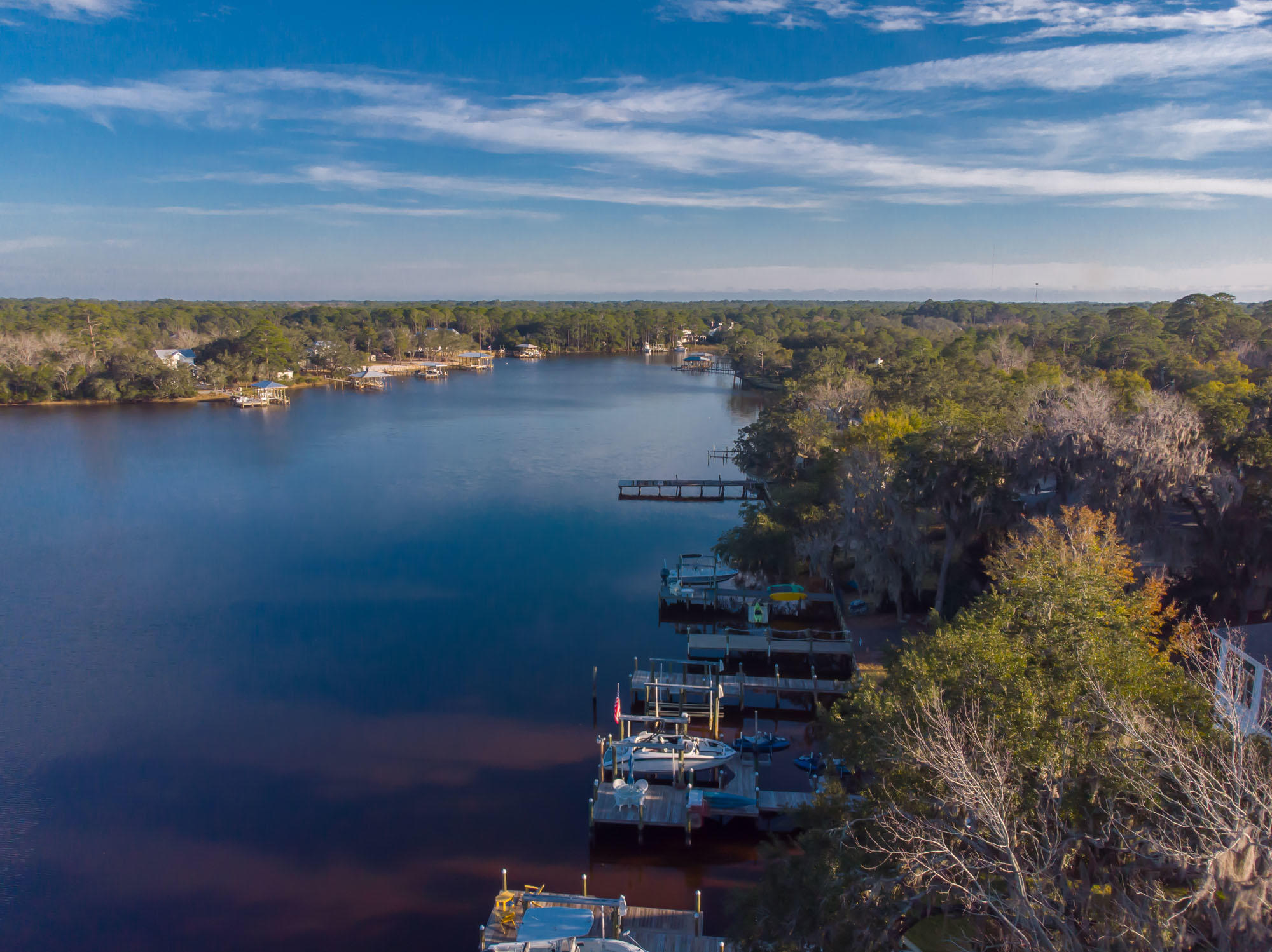 Lot 20 Drone Photos Sacred Oaks Mainsail