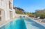 Spacious Pool with Sun Shelf
