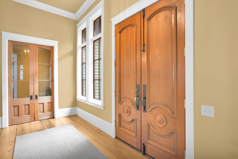 Cypress Doors/Foyer