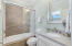 - Includes Bath tub
