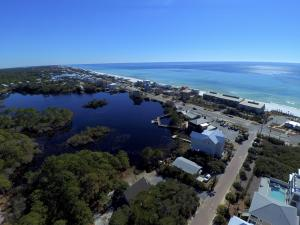 A lot unlike any other! 0.86 AND Coastal Dune Lake front..
