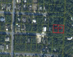 TBD BRAMBLE Street, (Lot 10 & 11), Santa Rosa Beach, FL 32459