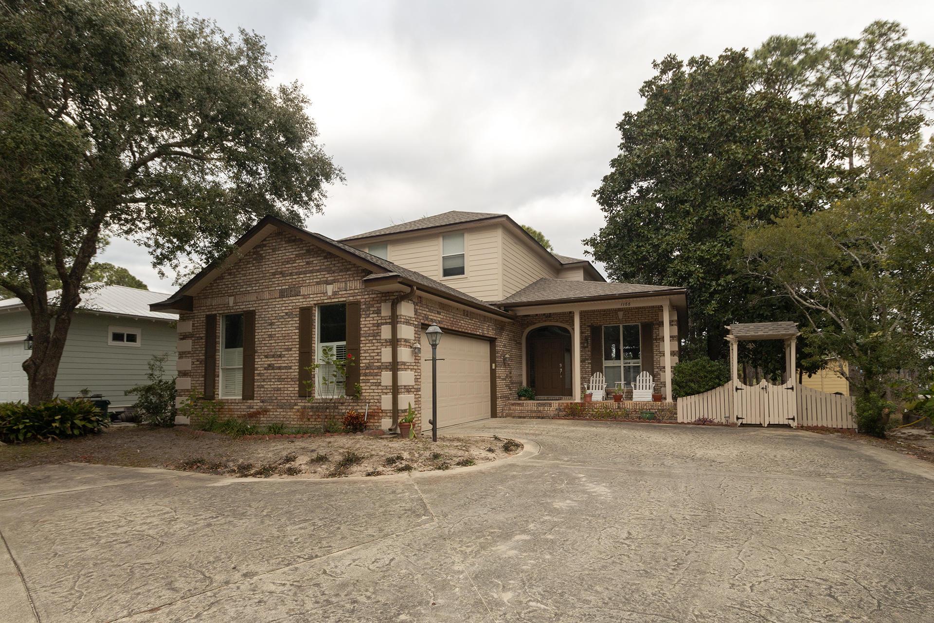 Mack Bayou Rd 1166 - Front