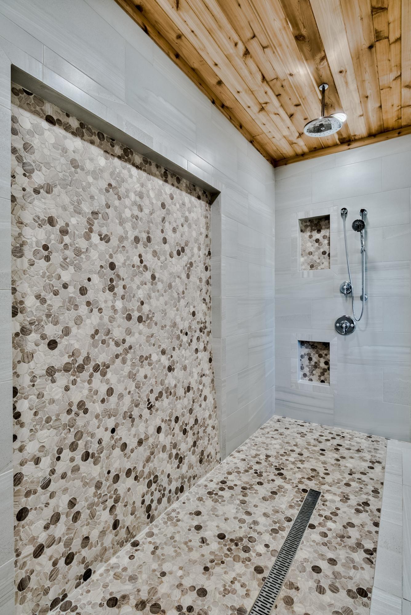 Custom Shower Room
