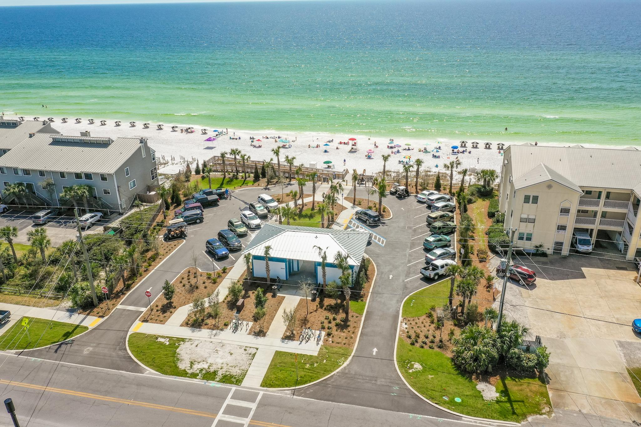 Nearby Public Beach Access