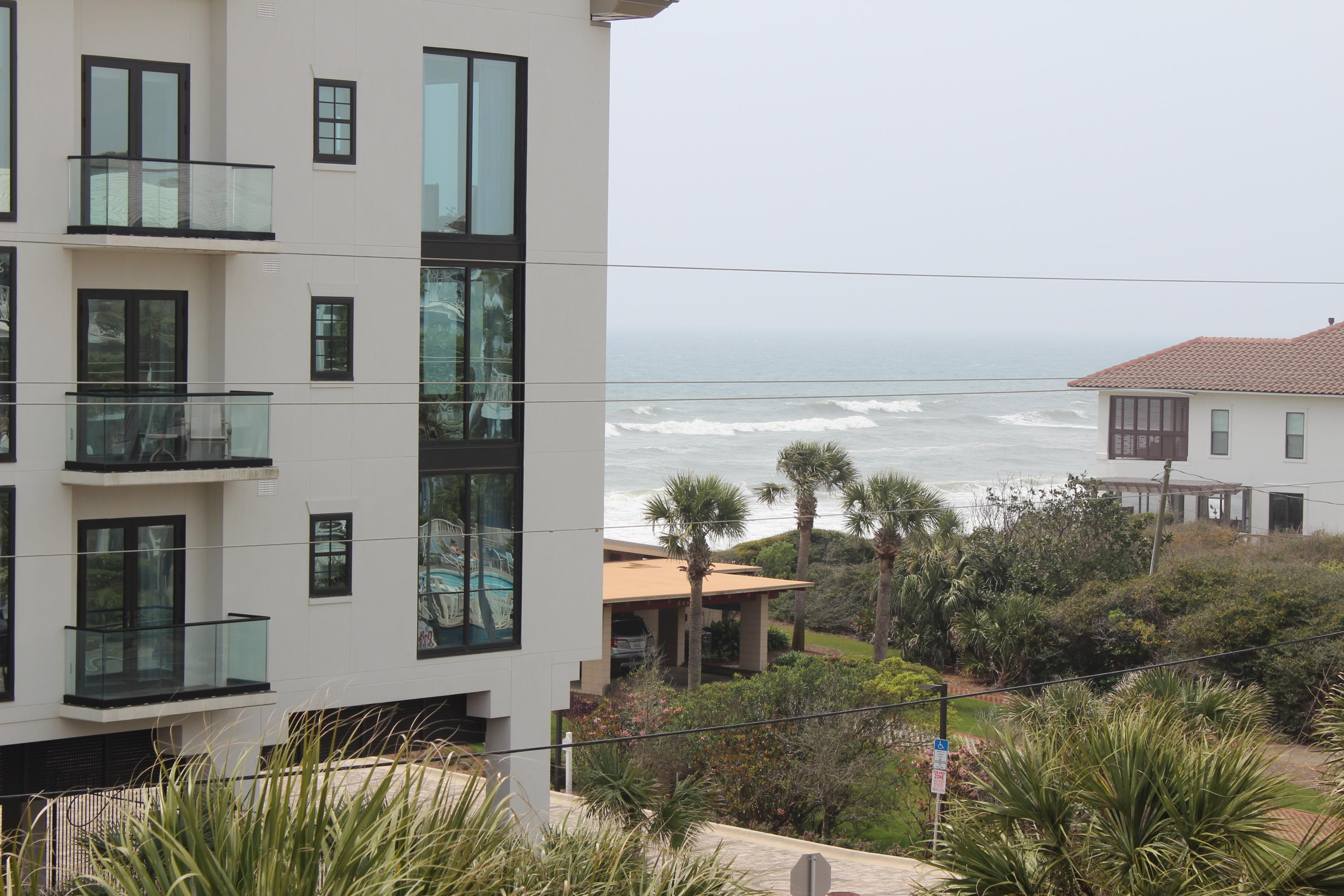 Great TOP floor studio with Gulf Views!! Walk out the French doors to an enclosed balcony with gulf views. With marble floors and updated countertops, this condo looks and feels luxurious. Newly remodeled and upgraded bathroom with walk in shower and additional storage. Queen bed with wall mounted flat screen tv. A full kitchen with granite countertops, stove/oven, microwave, dishwasher and full size refrigerator makes it easy to stay in. This unit is one of very few in the Inn that has it's own washer and dryer. This is the perfect getaway. Gulf Place is a wonderful community with, three pools, hot tubs, tennis courts and walking trails. With three deeded beach accesses it's easy to put your toes in the sand. You'll find everything you need in the community, excellent dining at La