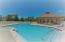 Enjoy the large community pool + cabanas.