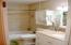 Upgraded Bath w/ Granite Countertops & Tiled Shower/ Bath