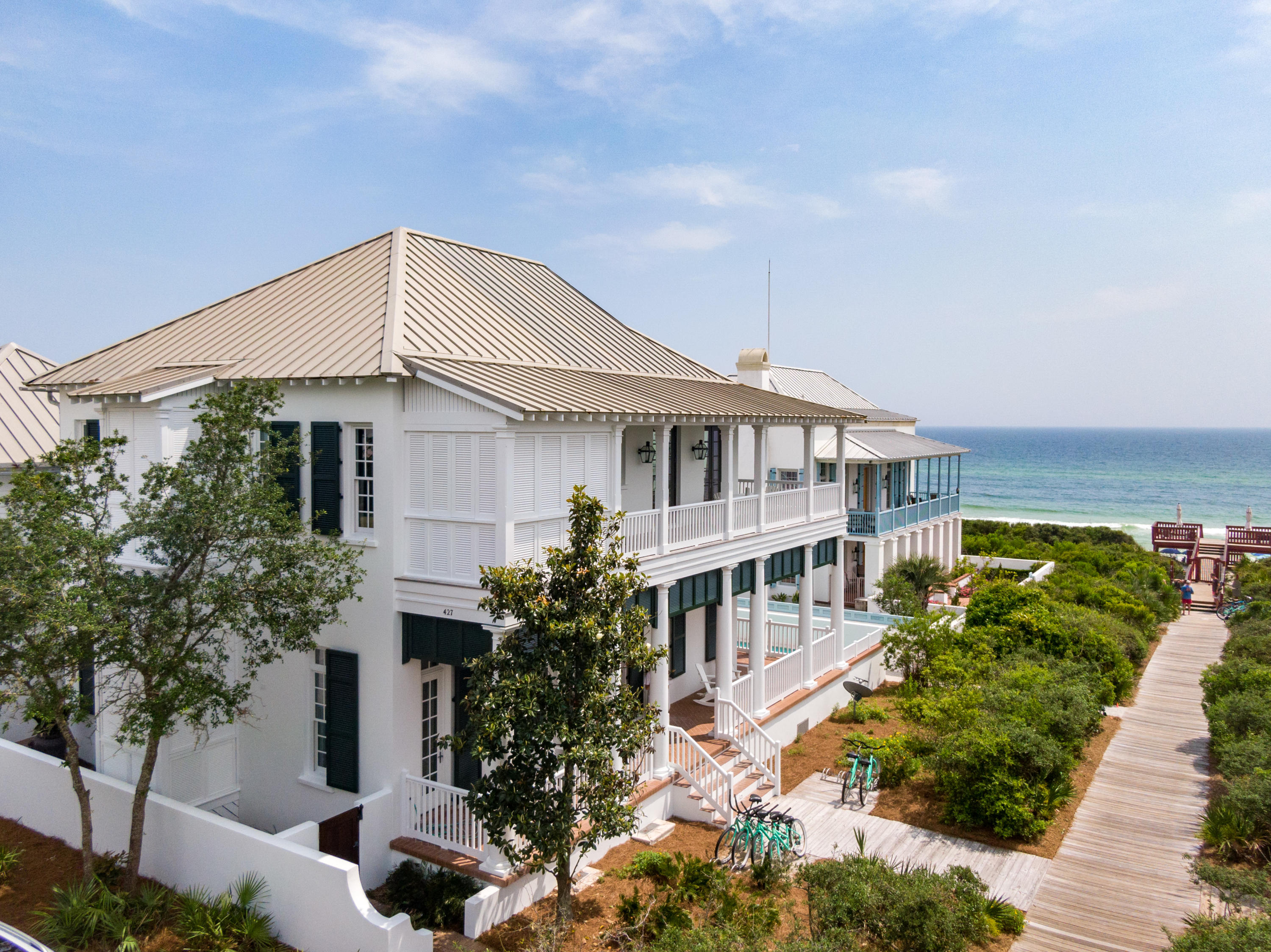 427 E Water best gulf view available