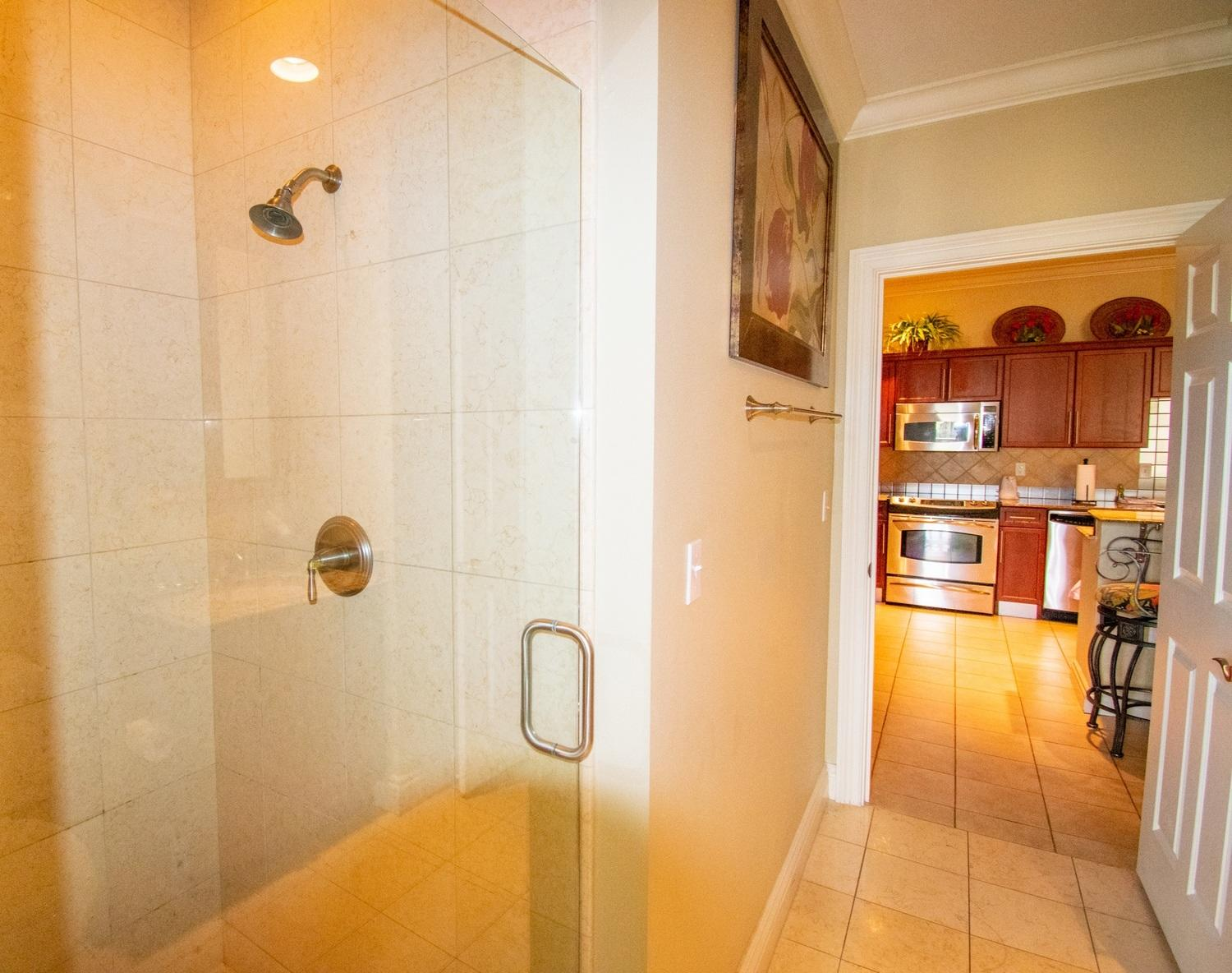 Second Bathoom With Stand Alone Shower