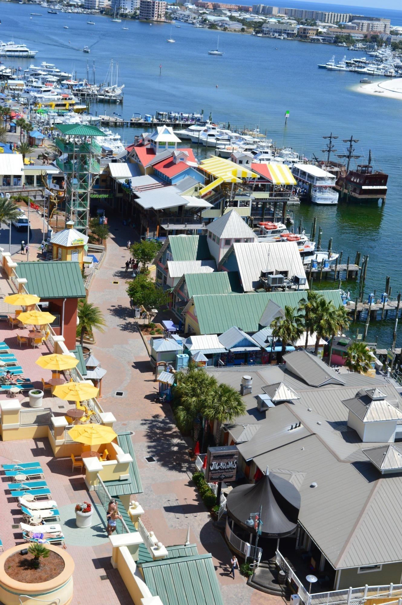 Harborwalk Village Below The Resort