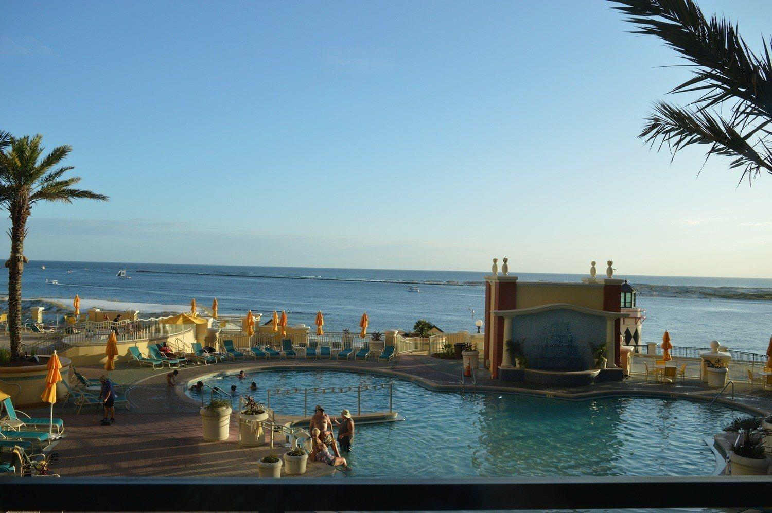 View From Fitness Center