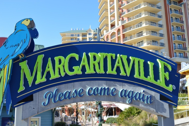 Margaritaville Just Steps Away!!