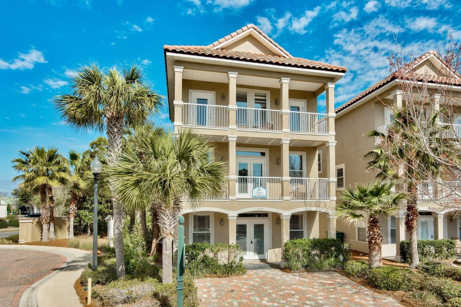 Looking for that hidden gem?  Look no more.  Check out this rental monster- Sailfish in Villages of Crystal Beach. Located on the northeast side of pool, corner lot.  Views of the pool don't get any better than this! Views of the pool from all 3 Porches. Gross rental to date for 2021 is $83,855, of which $71,880 is  rental rate. Villages of Crystal Beach is well known for it's phenomenal rental return. Location can't be beat, being right across the highway from Whole Foods, Destin Commons with tons of Shopping, dining, entertainment, bowling and so much more. You can walk to numerous restaurants and more shopping! Included is a seasonal shuttle to the beach. The Lagoon pool has long been know to be one of the most beautiful in Destin. Tons of Water sports and nearby Golf Courses to enjoy