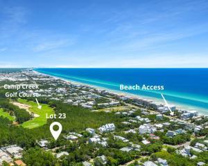 Lot 23 Seacrest Drive, Inlet Beach, FL 32461