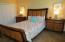 Queen Bed in 3rd Guest Room