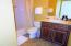 Private in Suite Bathroom in the Guest Bedroom