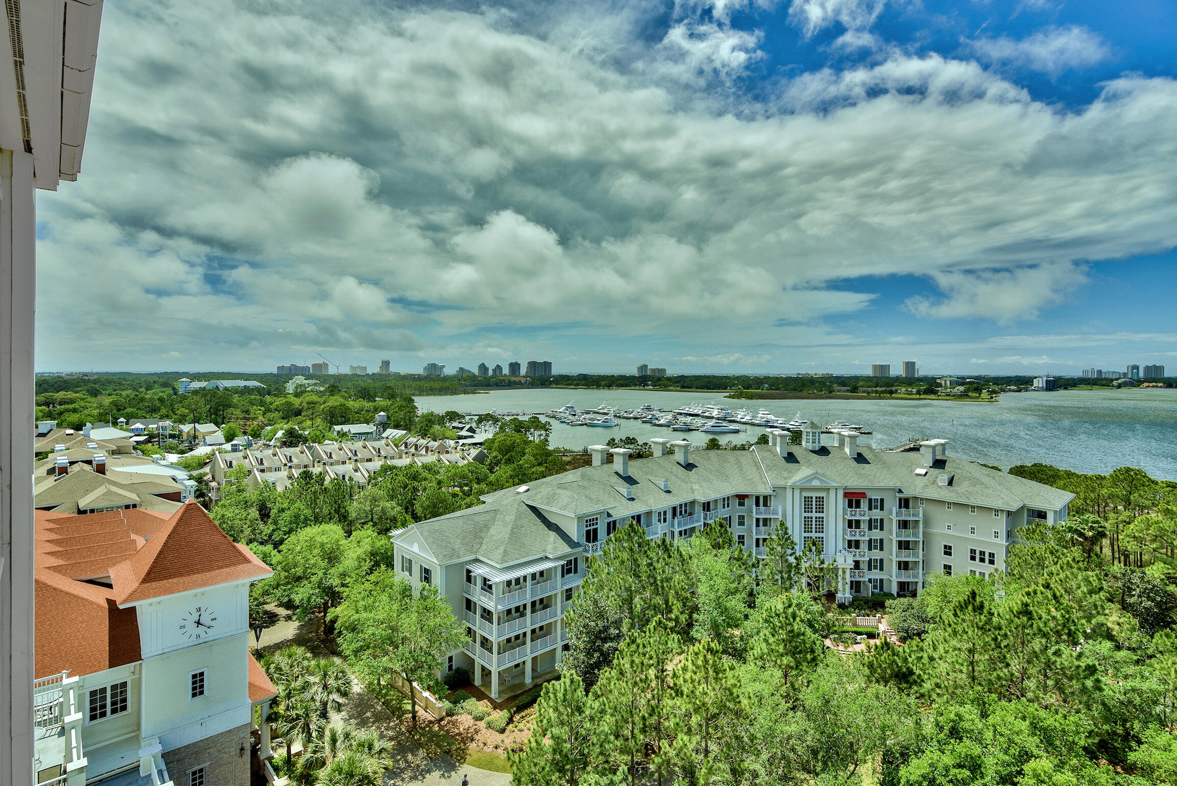 3 Bedroom Penthouse! Updated and turn key ready. Boasting magnificent views of the Choctawhatchee Ba