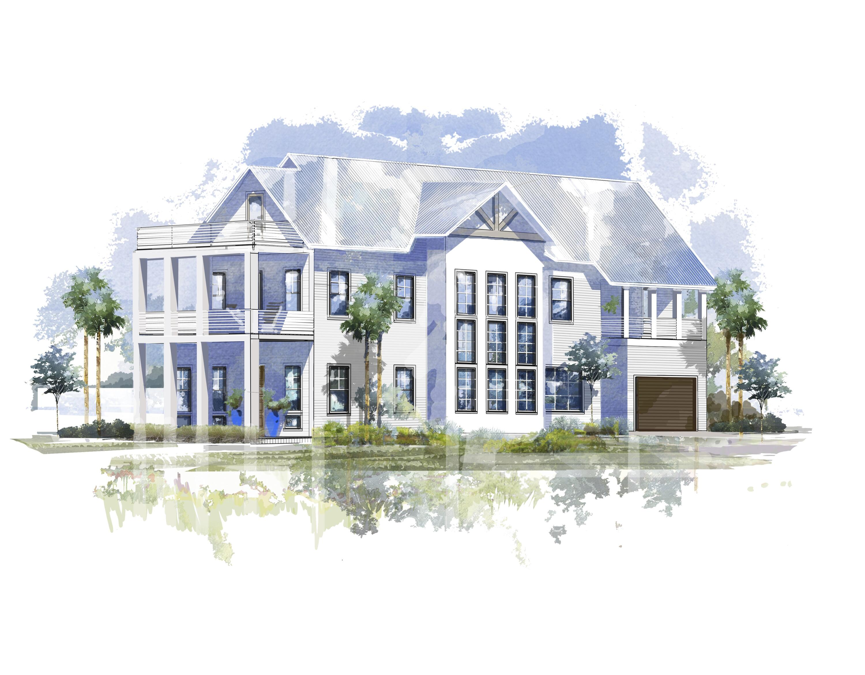One block West of the E. Lake beach access, this home embodies the charm of old Florida complimented by state-of-the-art amenities. Views of the Gulf are captured from all porches. Multiple living areas, bonus room, private pool and large outdoor entertaining area provide every amenity to make this your primary residence or luxury vacation paradise. 7 BR / 5.5 BA, 1.5 car garage, ample additional parking, open concept chef's kitchen, and private pool with outdoor kitchen and entertainment area.Expansive living area for the adults and second game/living room for the kids. Second story master, bunk room and guest suites.  Sweeping views of the Gulf from multiple porches! Don't miss the secret room!
