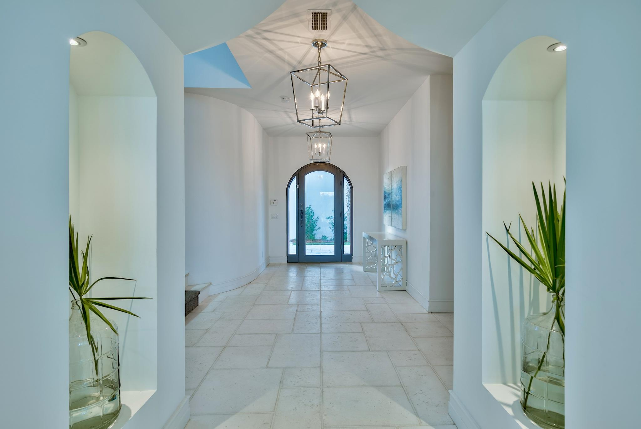 Ground Level Foyer